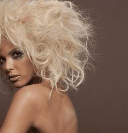 Блондинка 1